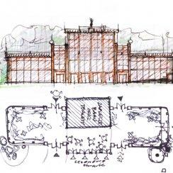 szklany pałac